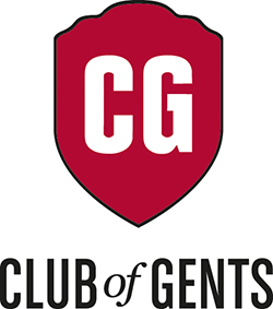 Herren   Carl Gross CG Club of Gents Logo positiv